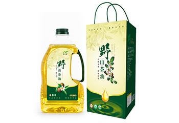 山茶油系列包装设计