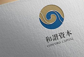 和谐资本logo设计