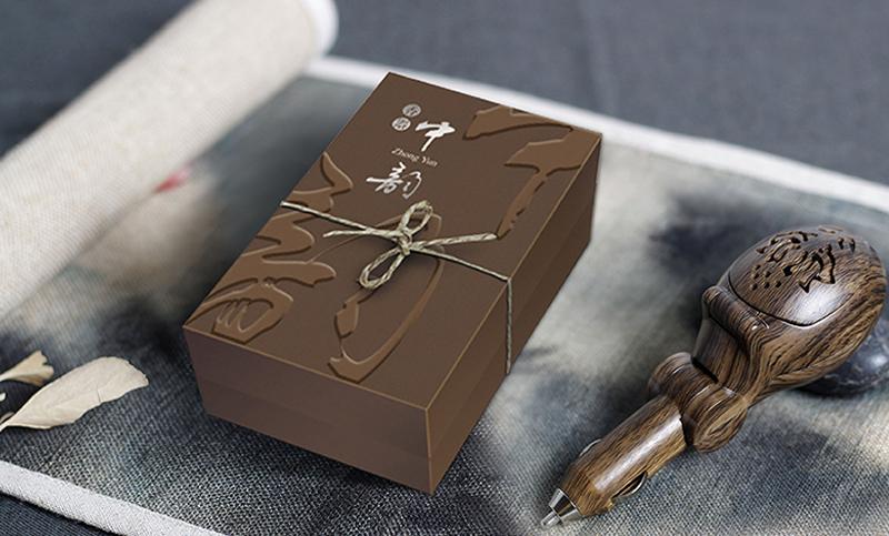 中韵香器系列包装设计