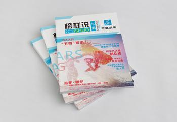中建钢构《榜样说》企业期刊排版