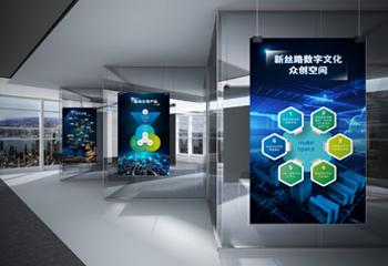 秦汉新丝路 系列海报设计