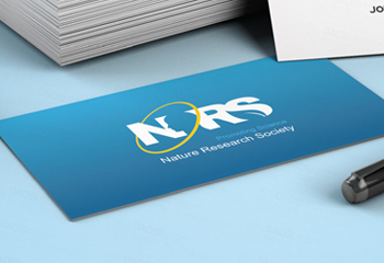 NRS国际化科学研究机构logo设计